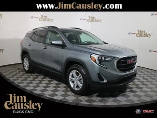 Used Gmc Terrain Clinton Twp Mi
